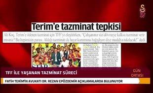 Fatih Terim'in avukatından Ali Koç'a sert cevap!
