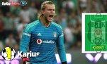 Beşiktaş'ın Yeni Malatyaspor karşısındaki 11'i