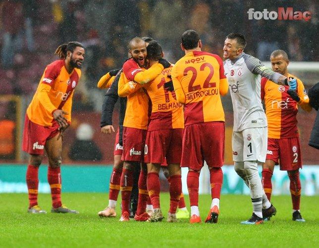 Galatasaray'a süper yetenek!