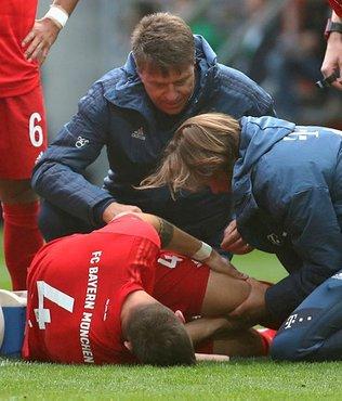 Bayern Münihli Niklas Süle ameliyat edilecek