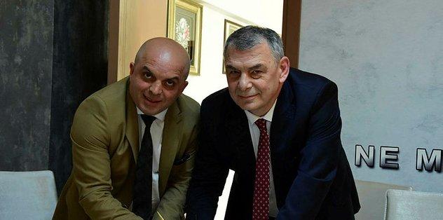 Nazilli Belediyespor'a sponsor desteği