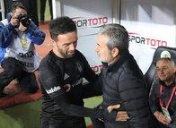 Konyaspor - Beşiktaş maçından kareler...