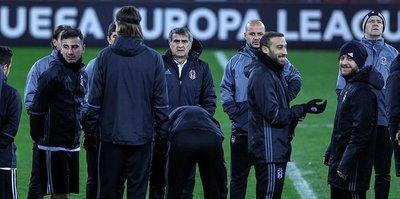 Beşiktaş iki hazırlık maçı oynayacak
