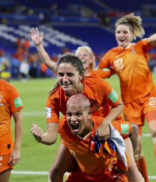 Netherlands advances to Women's World Cup final