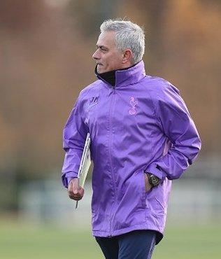 Jose Mourinho sahaya indi! İşte ilk açıklamaları...