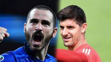 Belçika - İtalya maçı öncesi kritik rakamlar! Kalelerini böyle savundular