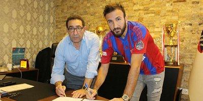 Karabükspor'dan son dakika transferi