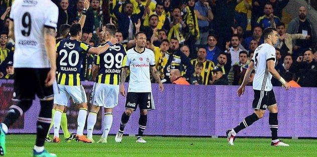 Fenerbahçe Beşiktaş maçının akıbeti belli oldu!