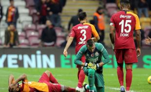 """Galatasaray bugün dibe vurdu!"""
