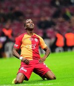Galatasaray'da yeni kral Henry Onyekuru!