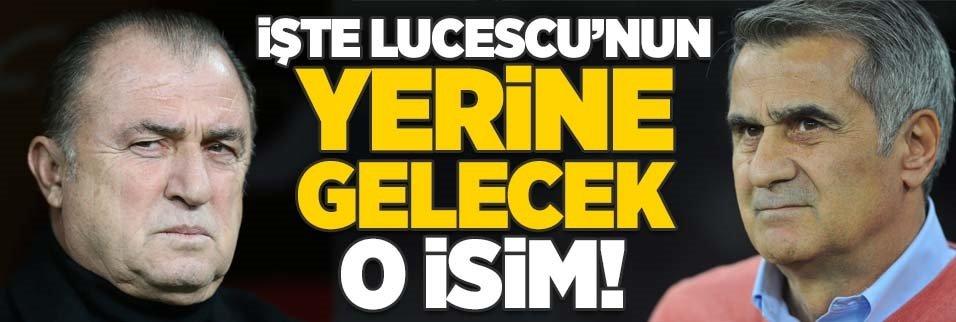 Lucescu ile yollar ayrılıyor! İşte yerine gelecek isim