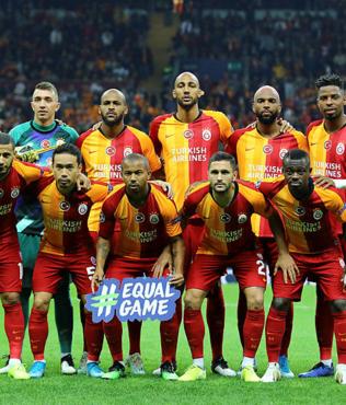 Galatasaray dibe vurdu! Şampiyonlar Ligi'nde...