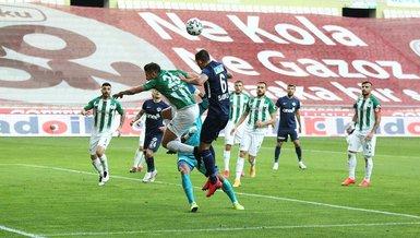 Konyaspor Kasımpaşa: 2-1 (MAÇ SONUCU - ÖZET)