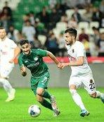 Konyaspor Eskişehir'i 1-0'la geçti