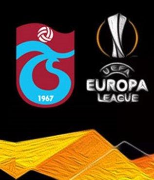 Trabzonspor'un Avrupa Ligi'ndeki rakibi belli oldu