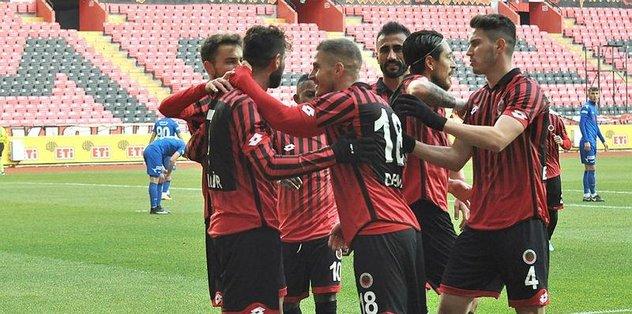 TFF 1.Lig ve 2.Lig'de günün özeti! (07.12.18)