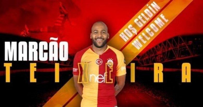 Galatasarayda Marcao transferi iptal mi? İşte gerçekler...