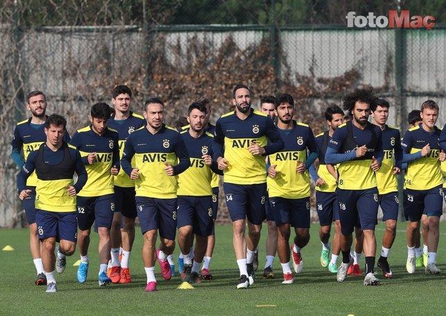 Fenerbahçe'de beklenmedik ayrılık! İşte kasaya girecek dev rakam
