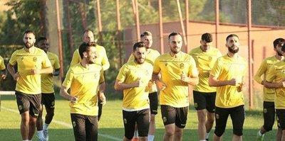 Yeni Malatyaspor Ankaragücü hazırlıklarını sürdürdü