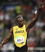 200 metrede de altın madalya!