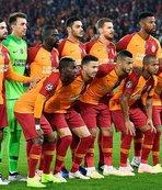 Galatasaraylı isme yabancı madde!