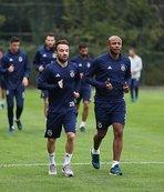 Fenerbahçe'de Sivasspor hazırlıkları sürüyor