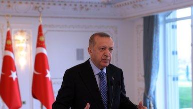 Son dakika spor haberi: Cumhurbaşkanı Erdoğan Galatasaray'a başarı diledi