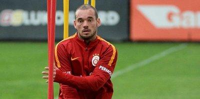 Wesley Galatasaray'dan ayrılıyor mu?