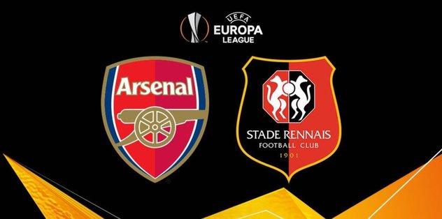 Arsenal Rennes maçı ne zaman saat kaçta hangi kanalda? Arsenal'in işi zor...