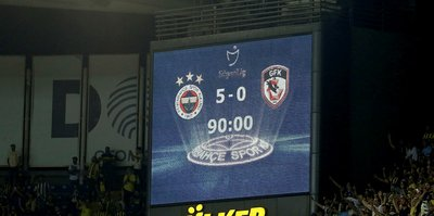 Fenerbahçe'ye bir forvet daha!