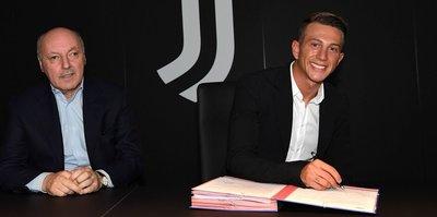 Juventus bir transferi daha açıkladı