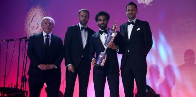 Premier Lig'in en iyisi Salah!