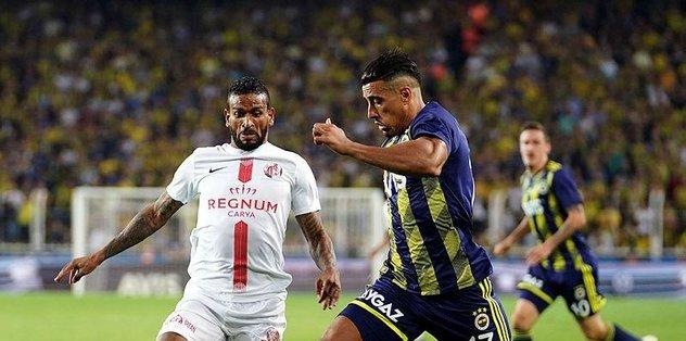 Fenerbahçeli Nabil Dirar'dan ameliyat sonrası açıklama