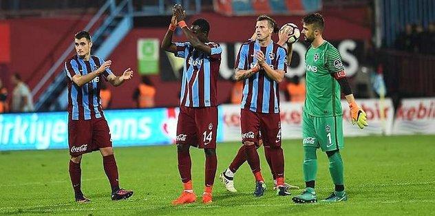 Trabzonspor'da 'hakem' endişesi