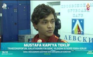 Trabzonspor'dan Mustafa Kapı'ya teklif