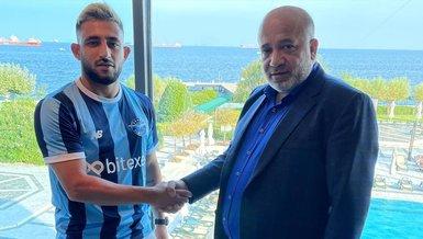 Adana Demirspor Matias Vargas transferini resmen açıkladı