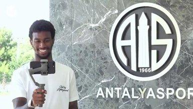 Son dakika transfer haberi: Antalyaspor Haji Wright'i kadrosuna kattı