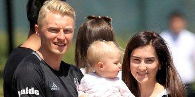 Beck'in eşi ve kızı Ümraniye'de
