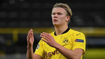 Dortmund'da Erling Haaland şoku! Lucian Favre açıkladı