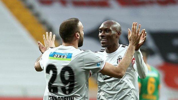 Son dakika spor haberleri: Beşiktaş Alanyaspor maçı sonrası FIFA'dan Atiba'ya 'ahtapot' benzetmesi #