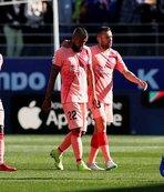 Yedek Barcelona berabere kaldı