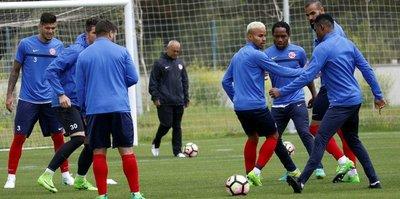 Antalyaspor'da Adanaspor maçı hazırlıkları sürüyor