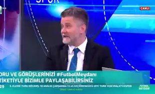 Volkan Demir: Vedat Muriç modern futbola çok uygun bir santrfor
