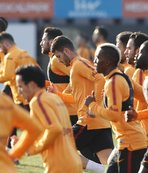 Galatasaray, dayanıklılık çalışması yaptı