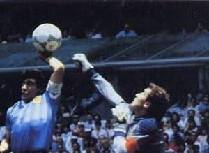 Maradona Tanrı'nın Eli