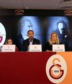 Galatasaray, Engelleri Aşıyoruz'da buluşacak