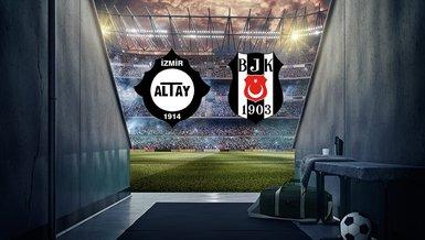 Altay-Beşiktaş maçı ne zaman, saat kaçta, hangi kanalda? Altay Bjk muhtemel 11'ler