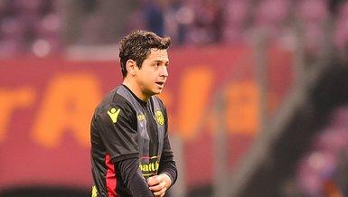 Guilherme'nin Beşiktaş'a transferi iptal oldu!