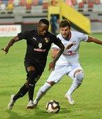 Altınordu ile İstanbulspor puanları paylaştı
