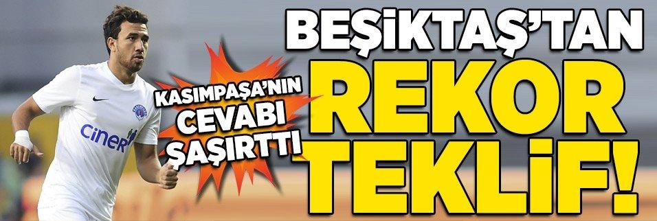 Beşiktaş Trezeguet için Kasımpaşa'ya servet önerdi!